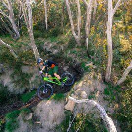 MTB Bike Buller Mountain Bike Ride High Country