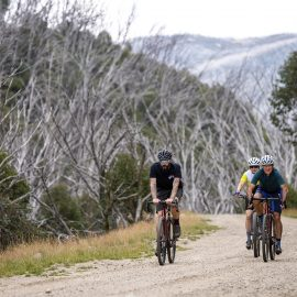 Falls Creek Big Day Out gravel ride