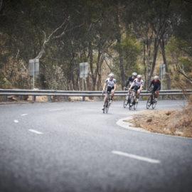 Ride High Country road ride in Wangaratta