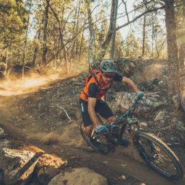Ride High Country mountain bike trail Secret Track in Beechworth
