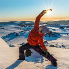 Enjoy Snow Shoeing